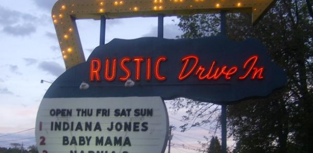 The Rustic Drive In
