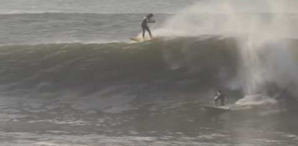 Hurricane Bill Surf – Full length Rhode Island Video – Ian Walsh, Garrett McNamara in HD