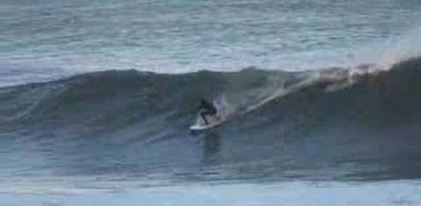 Serious Surf  Pt. Judith 2-14-08
