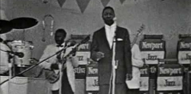 "Muddy Waters ""Got My Mojo Working"" Newport Jazz Festival"